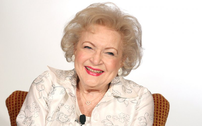 Betty White-12 Celebrities You Probably Don't Know Are Vegans