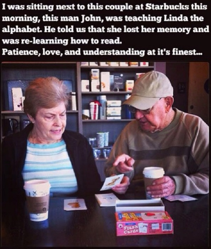 After all, Love is All About Patience-15 Amazing Old Couples That Show Love Never Gets Old