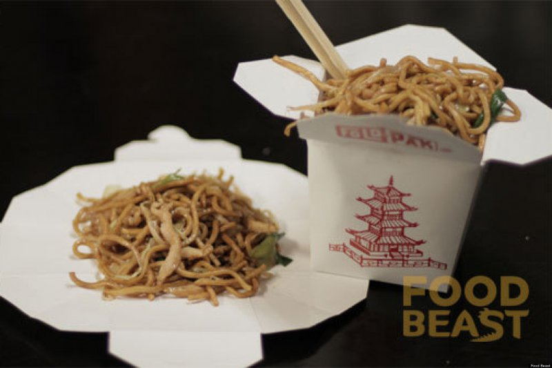 Takeout Boxes Can be Used as Plates-15 Silly Things You Probably Didn't Know Until Now