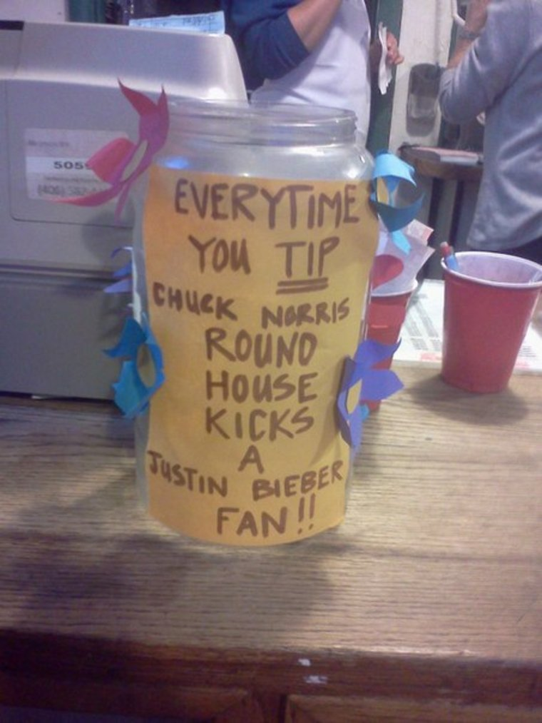 A Tip Jar that Can Collect Millions-15 Funniest Tip Jars You'll Ever See