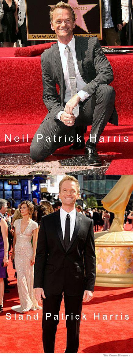 Neil Patrick Harris-15 Celebrity Name Puns That Are Hilarious