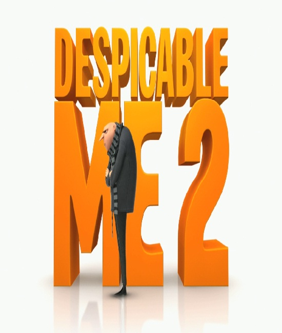 Despicable Me 2-Best Movies Released In 2013 Till Now