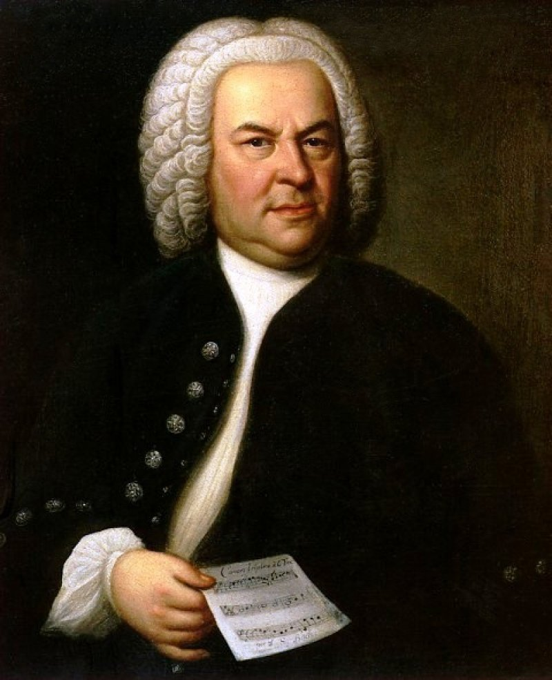 Johann Sebastian Bach-15 Famous Personalities Who Married Their Family Members