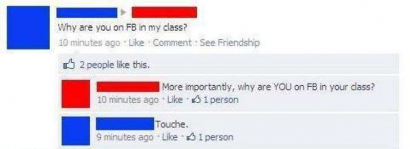 This Teacher Who Got Owned by a Student-15 Teachers And Their Epic Facebook Fails