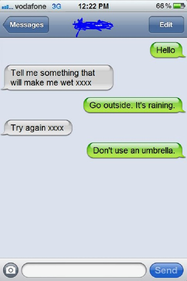 He Was Clearly Not in a Mood to Make You Wet-15 Times Sexting Went Wrong