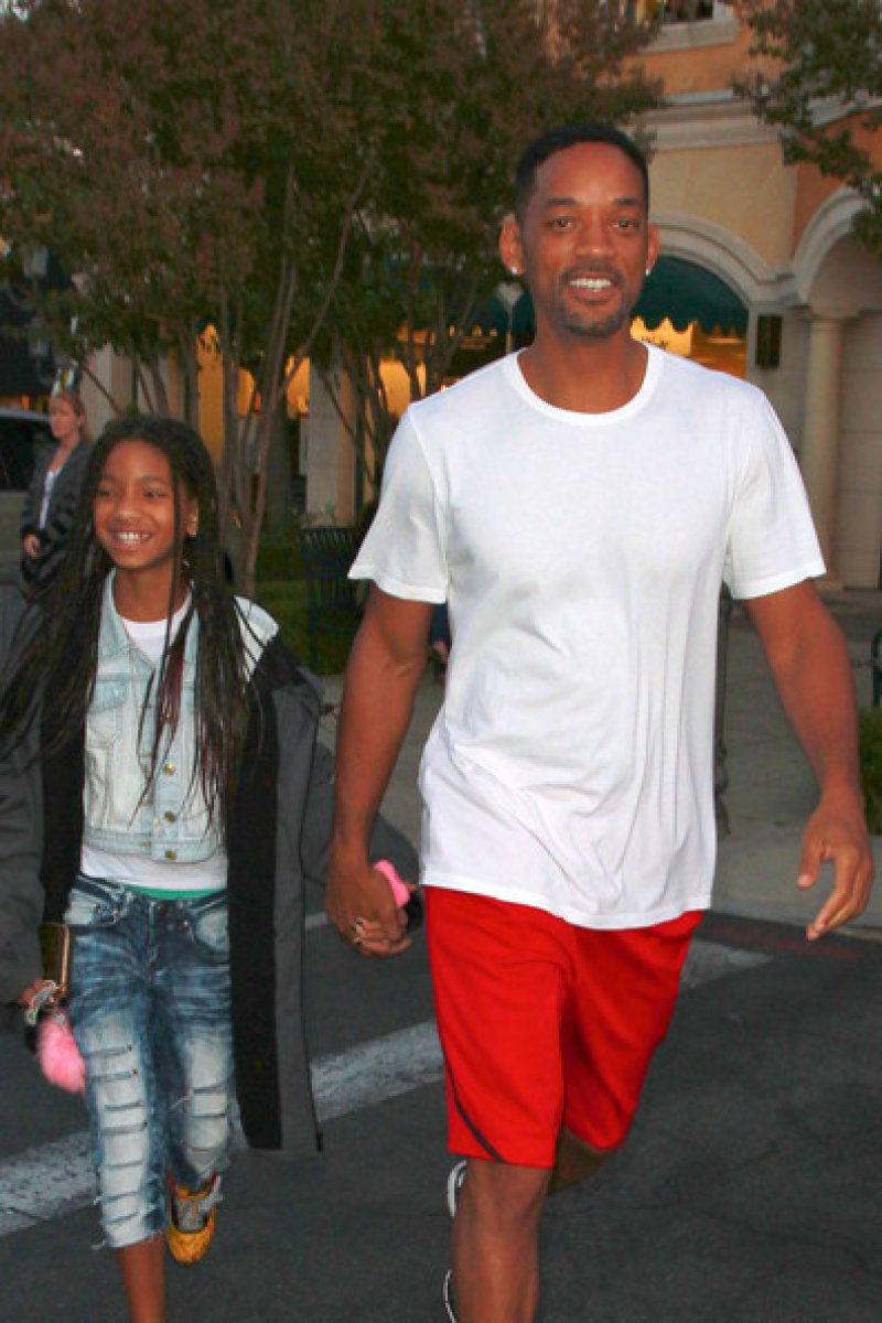 Willow Smith - Will Smith's Daughter -15 Celebrity Kids Who Have Grown Up Hot
