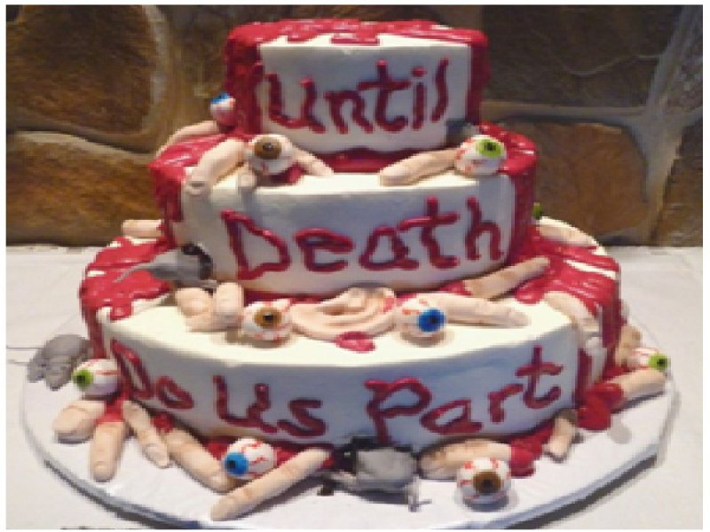 Happily ever after ?-15 Most Disgusting Yet Hilarious Cake Fails Ever