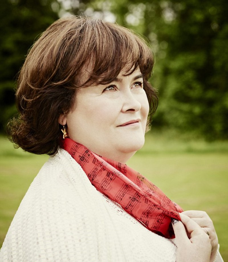 Susan Boyle-12 Celebrities Who Took An Oath To Remain Virgin Until Marriage
