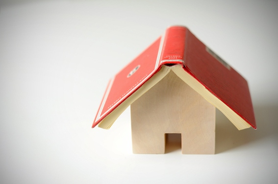 A House Shaped Bookmark-15 Bookmarks You Must Have If You Are A Bookworm