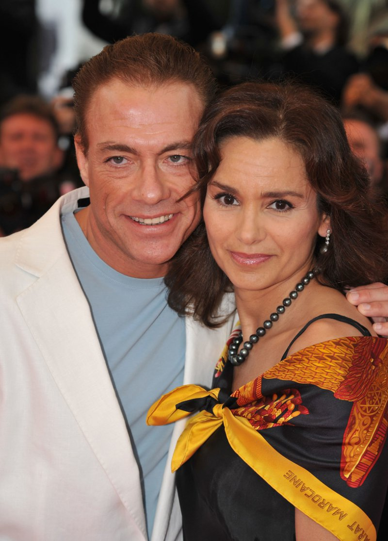 Jean-Claude Van Damme And Gladys Portugues-12 Celebrities Who Remarried Their Exes