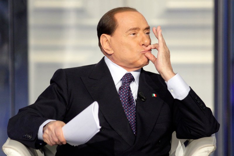 Silvio Berlusconi-12 Celebrities That Were Caught With Hookers
