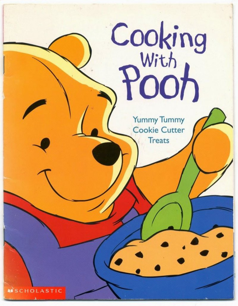 Cooking with Pooh-15 Times Phrasing Made Things Awkward