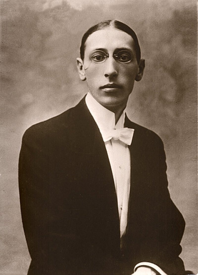 Igor Stravinsky-15 Famous Personalities Who Married Their Family Members