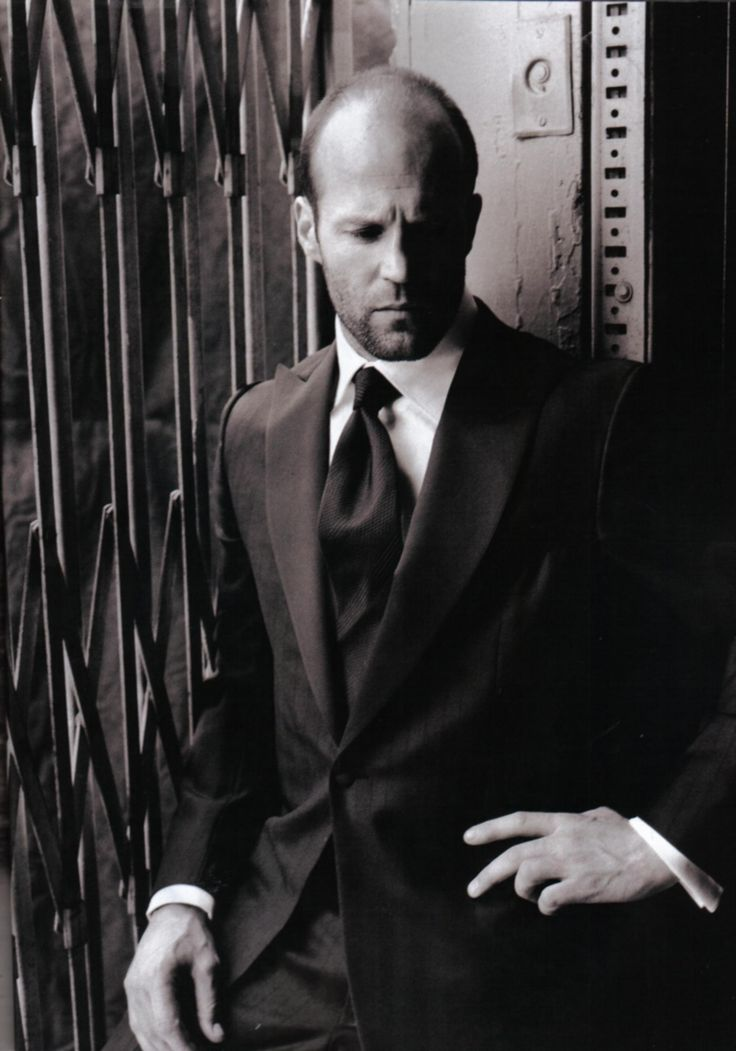 It All Started When He Was Selected As A French Connection Model-15 Things You Don't Know About Jason Statham