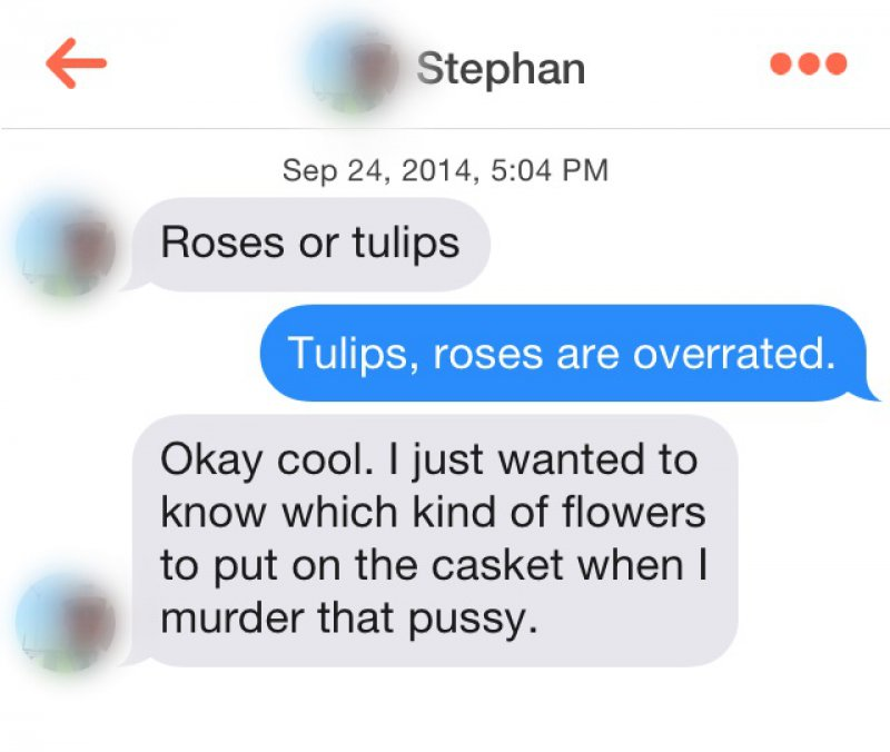 This Sexually Aggressive Pickup Line-15 Funniest Pickup Lines To Use On Tinder
