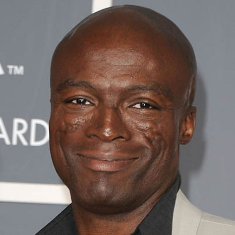 Seal-Celebrities Who Once Worked At McDonalds