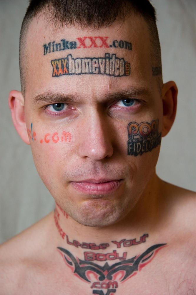 Tattoo heilung hautfetzen