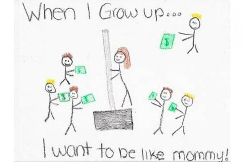 I Want to Be Like Mommy-15 Kids Who Are Too Innocent For This Dirty World