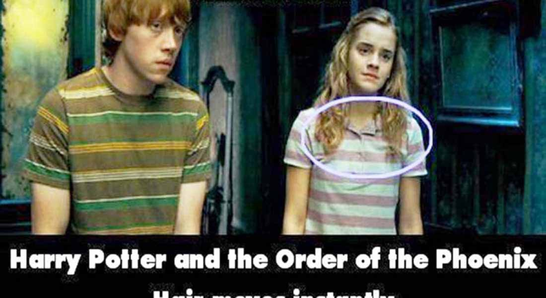 24 Movie Mistakes You Never Noticed