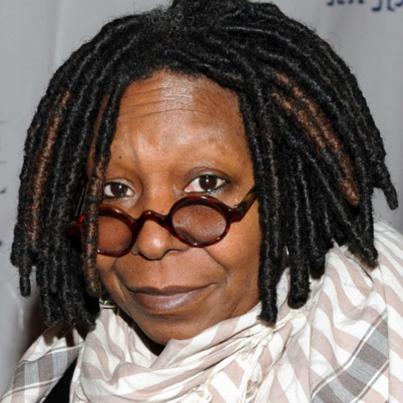 Whoopi Goldberg's Real Name-15 Celebrities And Their Real Names You Probably Don't Know