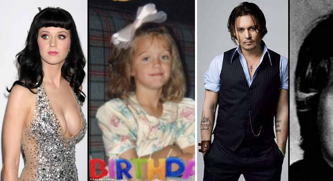 15 Cutest Childhood Photos Of Famous Celebrities
