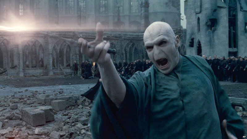 The 't' is Silent in Voldemort-15 Things You Probably Don't Know About Harry Potter Movies