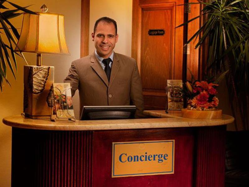 Concierges Don't Always Suggest You The Best Places In The Town-15 Lesser Known Hotel Secrets That No One Talks About