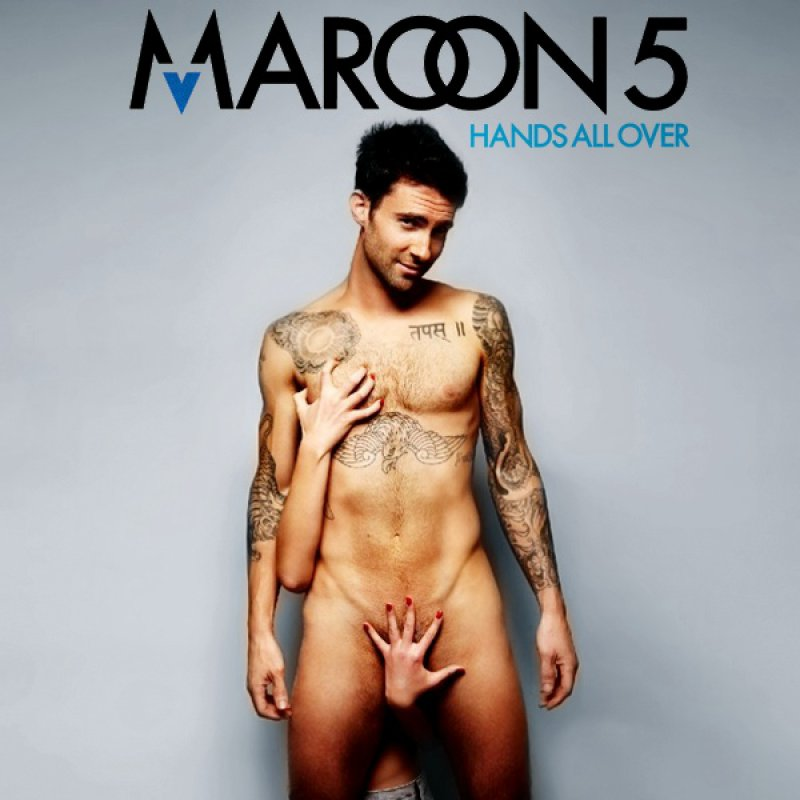 Adam Levine for Everyman-15 Celebrities Who Have Stripped For Charity