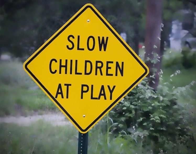 Slow Children at Play-15 Punctuation Fails That Went Horribly And Hilariously Wrong