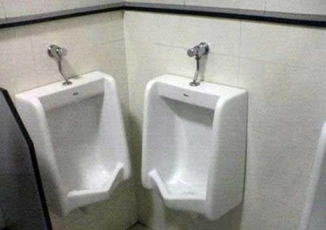 Urinals for Bros-15 Disturbing Images You Never Want To See
