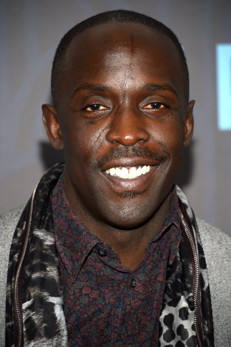 Michael K. Williams - Scar Down the Middle of His Face-12 Celebrities With Scars And Deformities