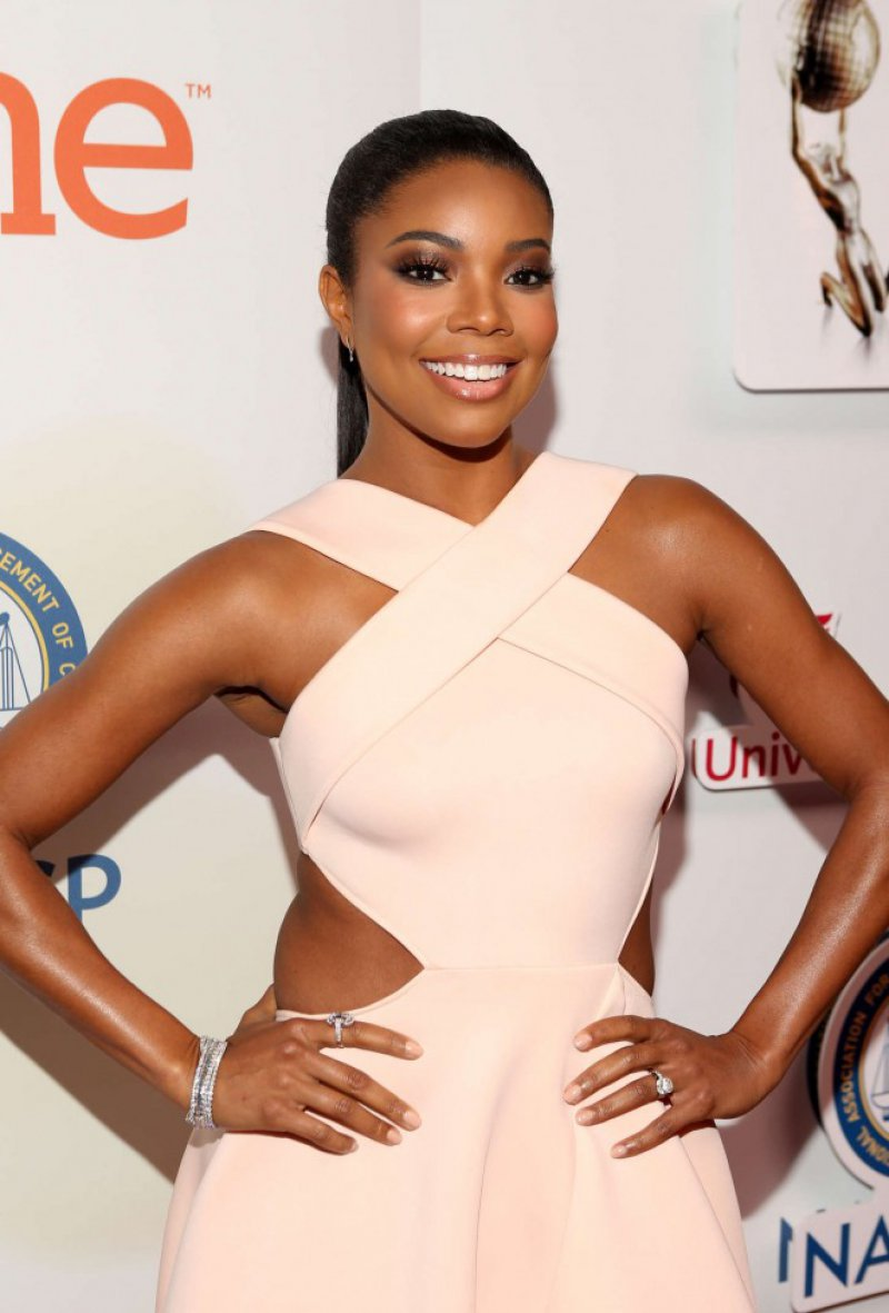 Gabrielle Union (43 Years)-15 Celebrities Who Don't Age Like Other Human Beings