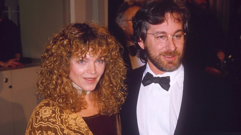Steven Spielberg And Amy Irving-12 Most Expensive Celebrity Divorces Ever