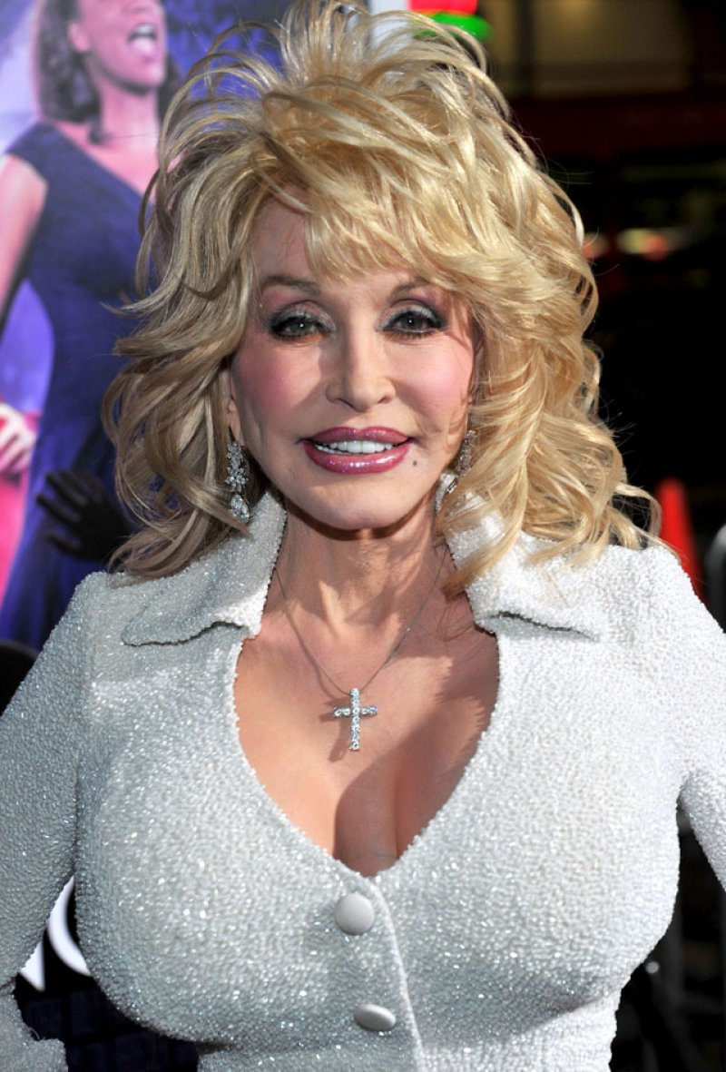 Dolly Parton-24 Celebrities Who Had Breast Implants