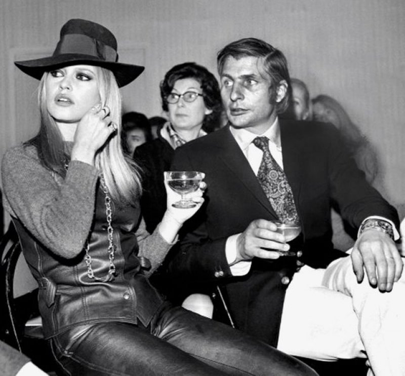 Brigitte Bardot and Gunter Sachs-12 Romantic Things Ever Happened