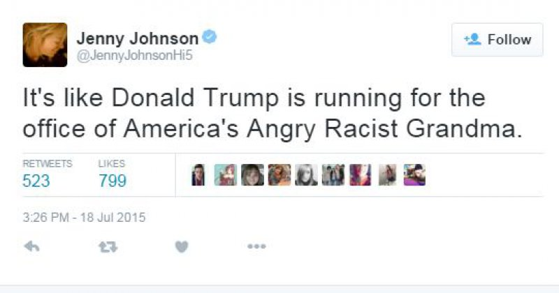 This Tweet…-15 Hilarious Tweets About Donald Trump Sure To Make You Laugh