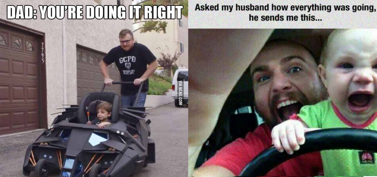 15 Awesome Dads Who Are Nailing The Father Thing