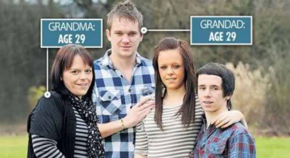 9 Youngest Parents Ever