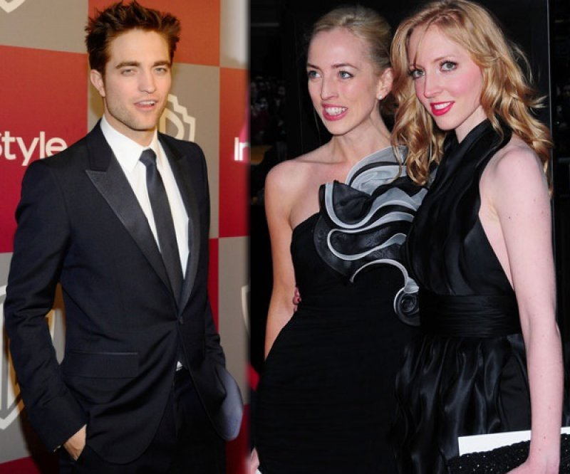 Robert Pattinson, Lizzy Pattinson, And Victoria Pattinson-15 Celebrities With Their Better Looking Siblings