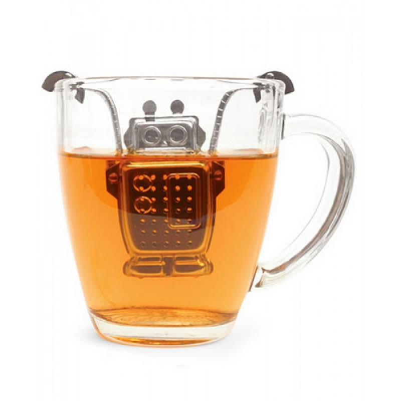 The T-Robot-15 Tea Infusers Those Are Amazingly Adorable