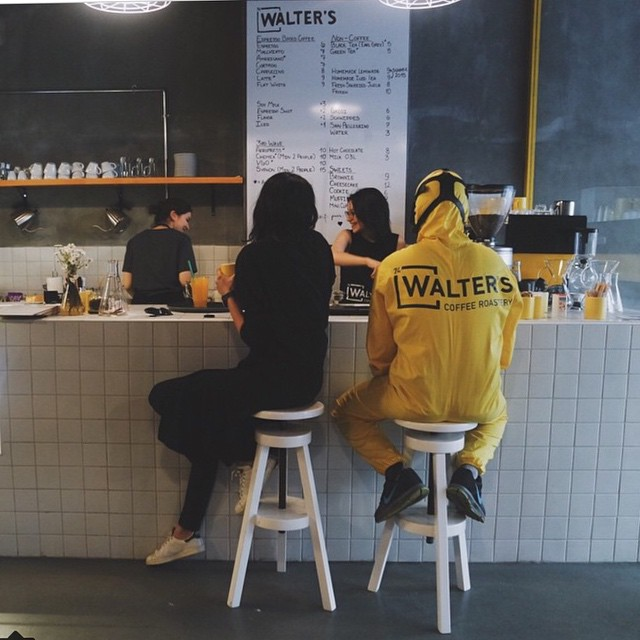 Walter's Coffee Roastery, Istanbul, Turkey-Breaking Bad Coffee Shop Is The Best Coffee Shop You Will Ever See
