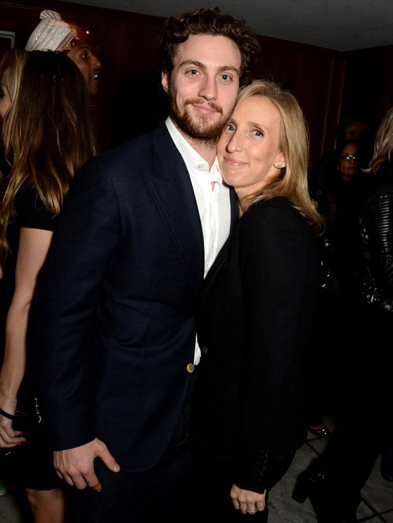 Aaron Taylor-Johnson & Sam Taylor-Johnson-15 Celebrity Couples With Unbelievably Big Age Gaps