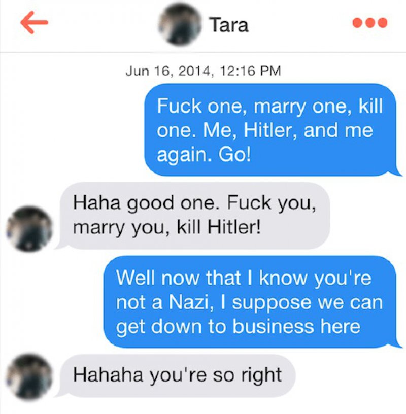 This Clever Question-15 Funniest Pickup Lines To Use On Tinder