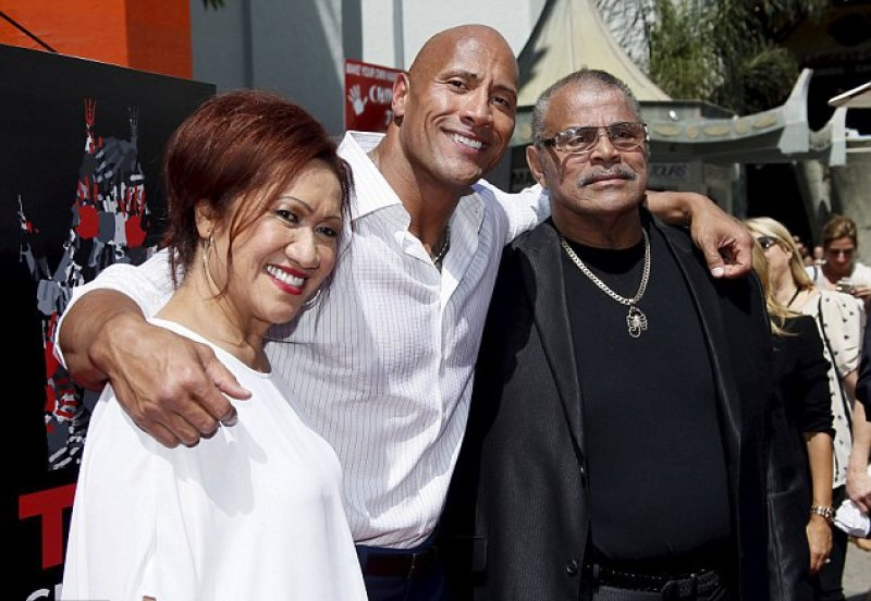 Dwayne Johnson-12 Celebrities You Didn't Know Have A Black Ancestry