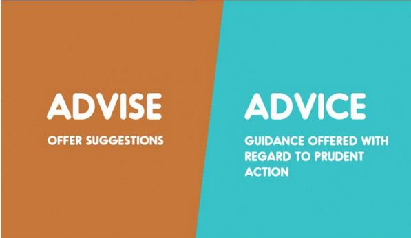 Advise vs. Advice-15 Words That Sound Similar But Have Different Meaning