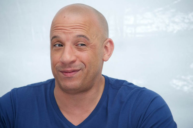 Vin Diesel-12 Celebrities Whose Parents Are Of Different Races