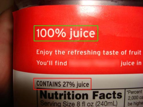 100% False Advertising-15 Images That Will Give You Real Trust Issues