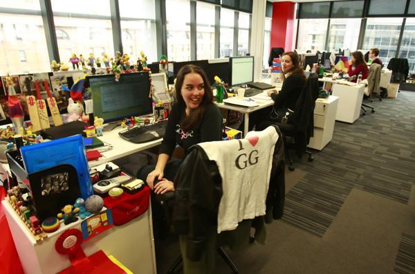 Working With Great People-15 Amazing Google Employee Perks
