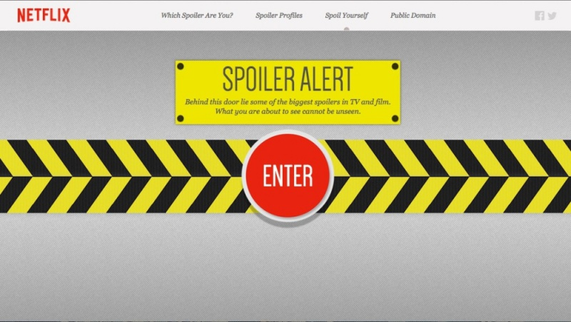 Netflix Done a Huge Research on Spoilers-15 Things You Don't Know About Netflix