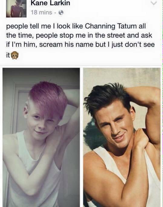 People Stop Him and Ask If He Was Channing Tatum-15 Dumb People Who Need To Reevaluate Their Life Decisions